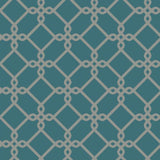 GE3628 Threaded Links Unpasted Wallpaper - wallcoveringsmart