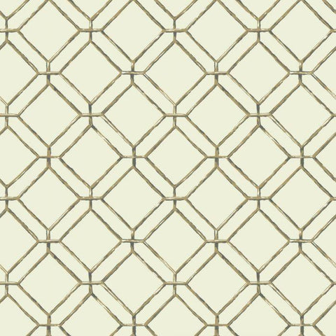 AT7042 Diamond Bamboo Sure Strip Wallpaper - wallcoveringsmart