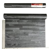 255016 Charcoal Grey Animal Fur Textured Wallpaper