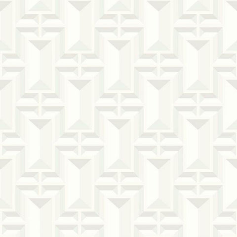 SW7468 Facet Geo Sure Strip Wallpaper
