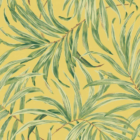 AT7052 Bali Leaves Sure Strip Wallpaper - wallcoveringsmart