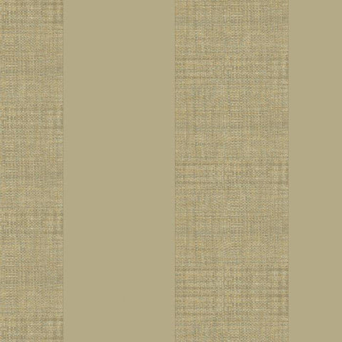 AT7085 Faux Grasscloth Stripe Sure Strip Wallpaper