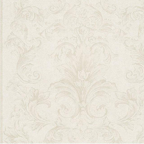 96216-4 Beige Off-white Wallpaper