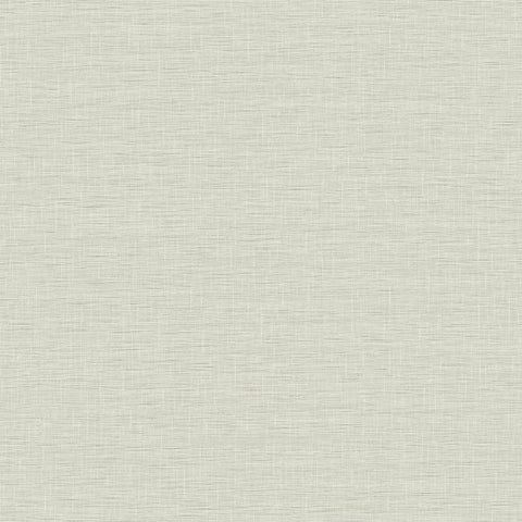 FH4056 York Silk Linen Weave Rustic Farmhouse Cream Plain Wallpaper