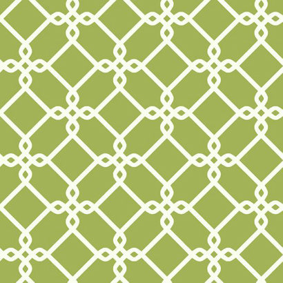 GE3629 Threaded Links Green Lime Wallpaper