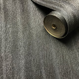 255036 Charcoal Black Grey Textured Wallpaper