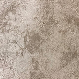 76036 Portofino Concrete Textured Plain Silver Rose Wallpaper