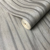 255033 Silver Grey Satin Shine Textured Wallpaper