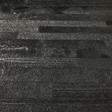 255016 Charcoal Black Animal Fur Textured Wallpaper