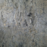 M23028 Rustic Gray silver gold faux stone plaster imitation Wallpaper
