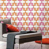 RY2782 Earn Your Stripes Sure Strip Wallpaper