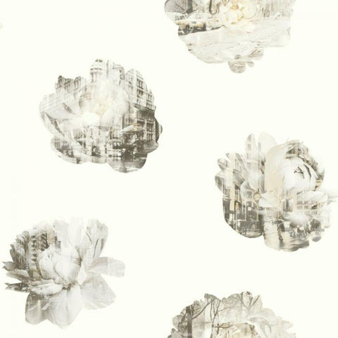 RY2763 Double Exposure Sure Strip Wallpaper - wallcoveringsmart