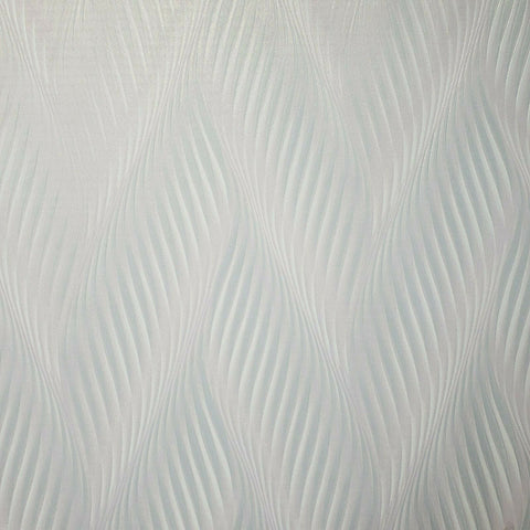 Z41236 Zambaiti Zig zag wave lines rose pink metallic faux fabric textured Wallpaper