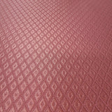 Z72016 Zambaiti Embossed burgundy red diamonds textured Victorian Wallpaper