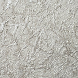 8607-01 Embossed tan cream Plain faux plaster Textured 3D Wallpaper