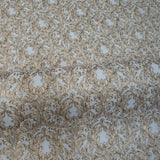 4505-02 Floral Victorian Vintage damask gray gold metallic Textured Wallpaper