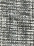 135022 Gray Stria Plaid Lines Striped Textured Wallpaper