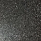 M5005 sparkle glitter charcoal gray black Chip Stone Natural real Mica Wallpaper Plain