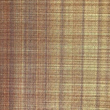 135020 Faux Grasscloth Gold Bronze Brown Horizontal Wallpaper