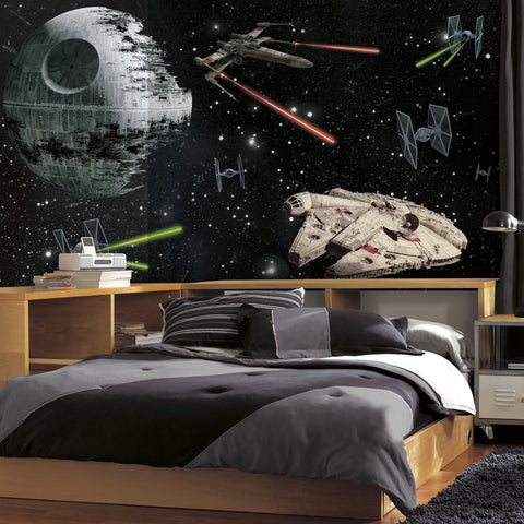 JL1399M Star Wars Wall Mural Decal XL Mural