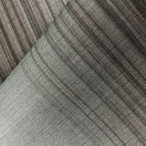 135025 Charcoal Striped Gray black lines Wallpaper - wallcoveringsmart