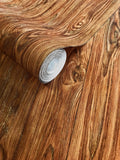 V319-13 Wood Orange brown Gold Planks Boards Wallpaper