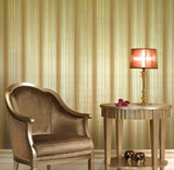8523-05 Gold Stripes Cream Wallpaper