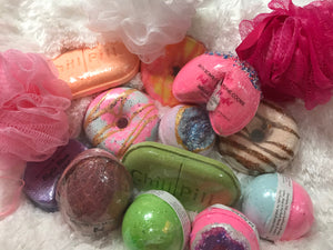 BATH BOMB Package