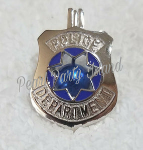 POLICE cage pendant