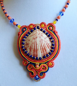 """Coralia"" Necklace"