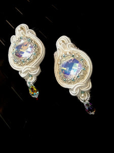 """Crystal"" Earrings"