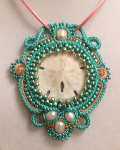 """Mermaid's Bounty"" Necklace"