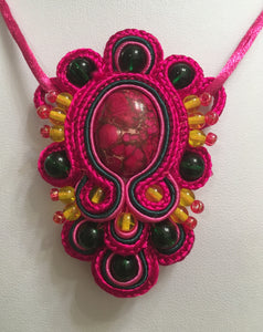 """Aztec"" Necklace"