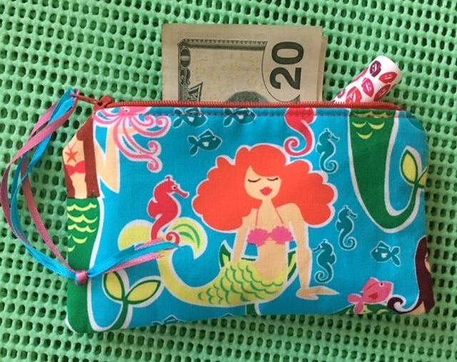 Mermaid Pouches