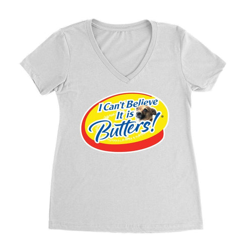 Reg Tees - I Can't Believe It's Butters