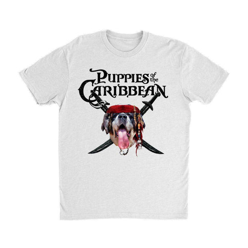 Reg Tees - Pups Of The Caribbean
