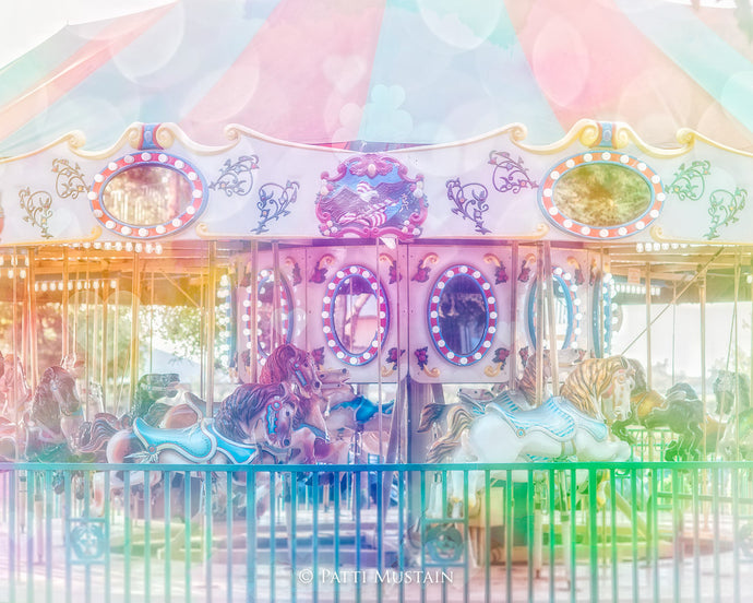 Whimsical Carousel