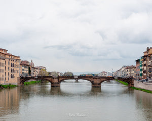 Arno River Bridge