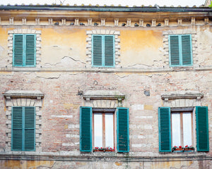 Shutters of Italy