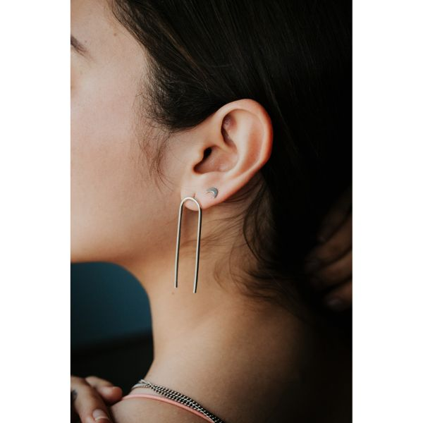 Tuner Earrings