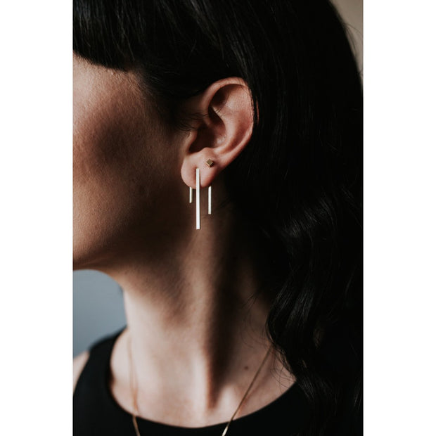 Rain Jacket Earrings