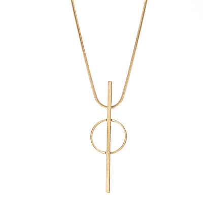 Spear Necklace