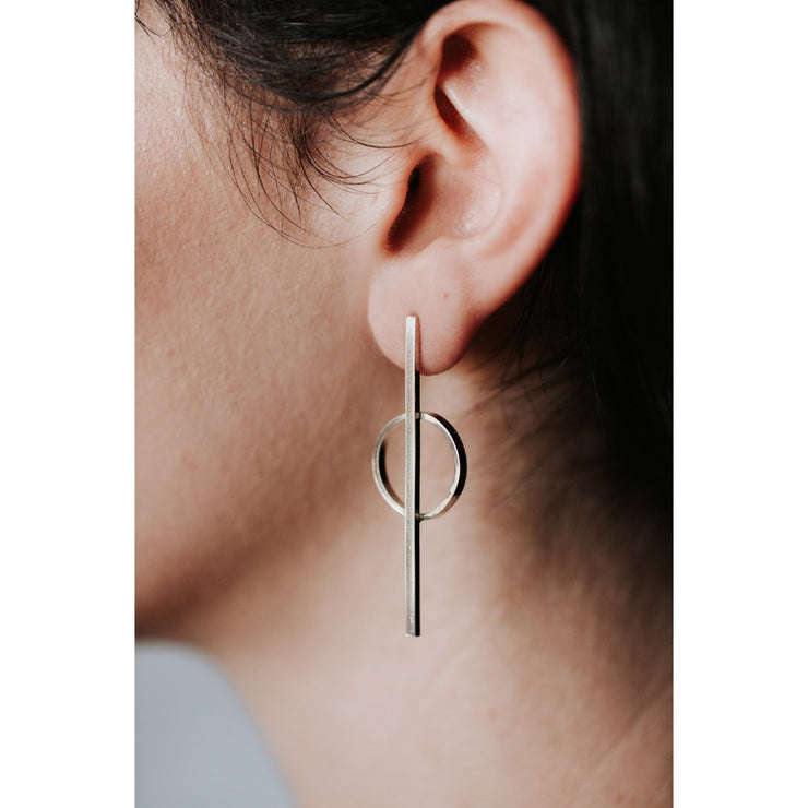 Spear Earrings