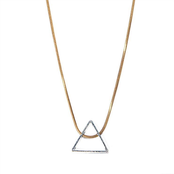 Simply Tri Necklace