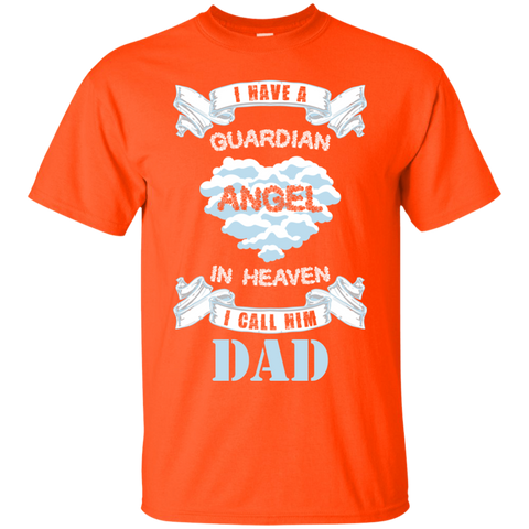 Image of Dad, Guardian Angel - True Fit Tee