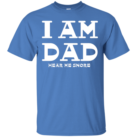 Hear Me Snore - True Fit Tee
