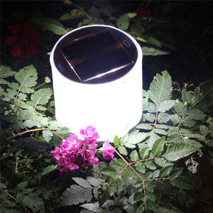 Inflatable, Collapsible, Water Proof, Solar Lantern