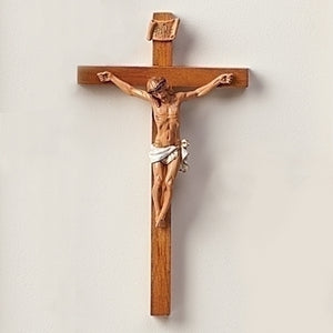 "12"" FONTANINI CRUCIFIX - 0250 - Catholic Book & Gift Store"