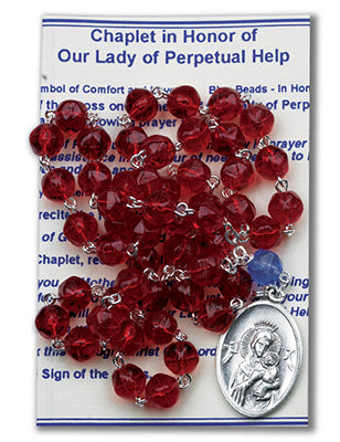 OL OF PERP HELP CHAPLET - 025 - Catholic Book & Gift Store