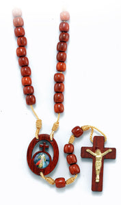BRN WOOD DIVINE MERCY ROSARY - 101 - Catholic Book & Gift Store
